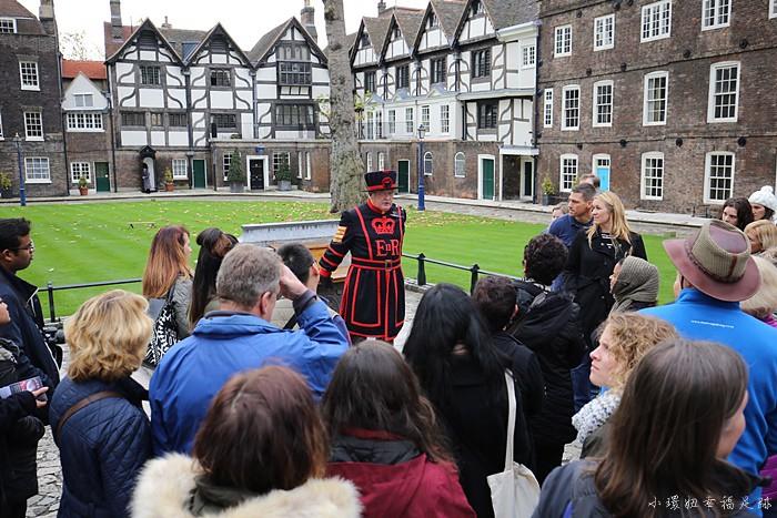 【倫敦塔】英國倫敦必訪景點,充滿神秘的古倫敦,過去君王居住地 @小環妞 幸福足跡