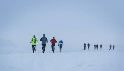 Těch 42 kilometrů bylo náročných, říká Martin Gabla po závodě Lipno Ice Marathon