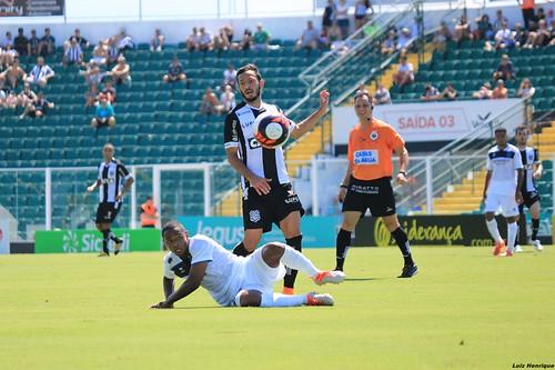 Figueirense 1x1 Tubarão - Campeonato Catarinense 2017