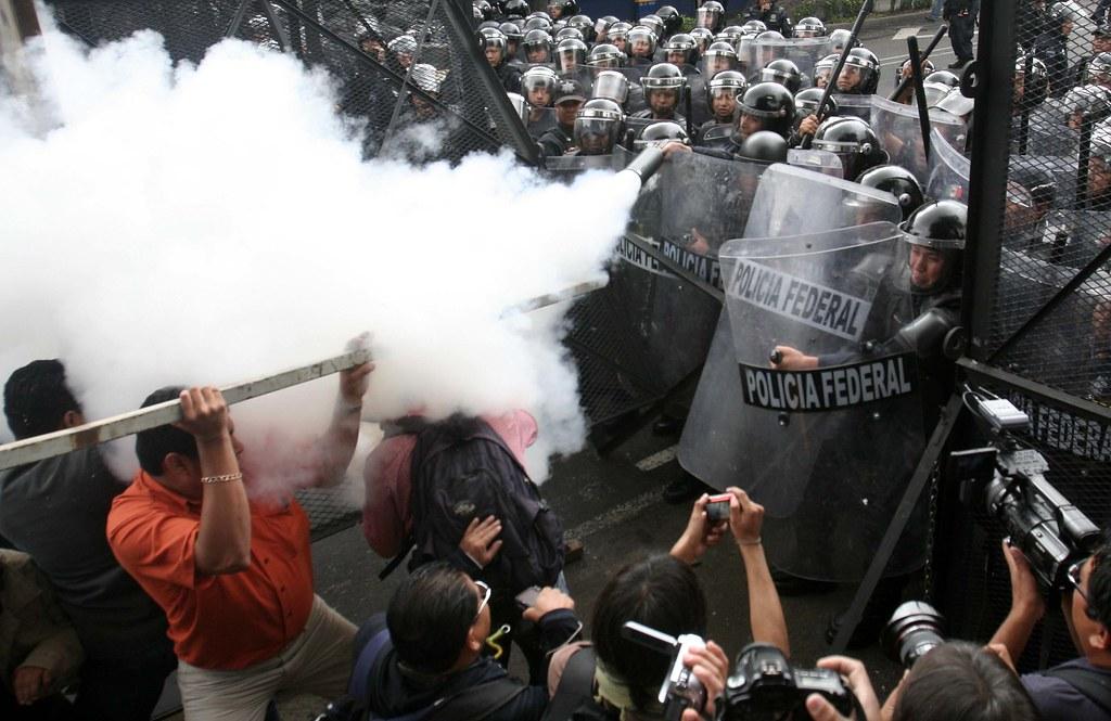 MEXICO PROTESTAS