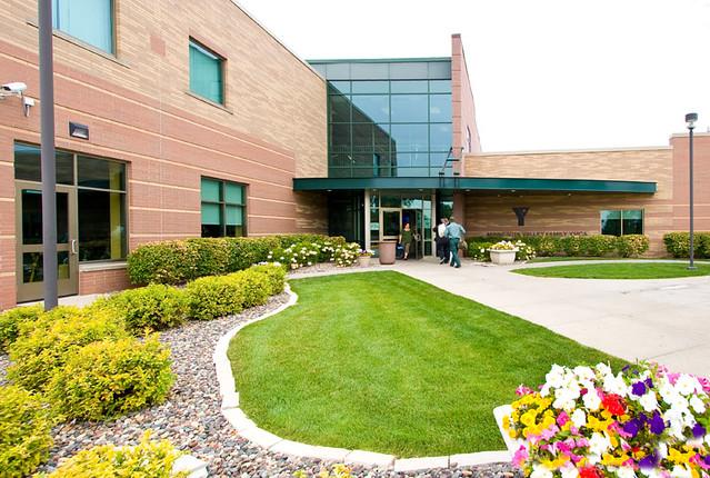 Burnsville: Minnesota Valley YMCA Facility Photo