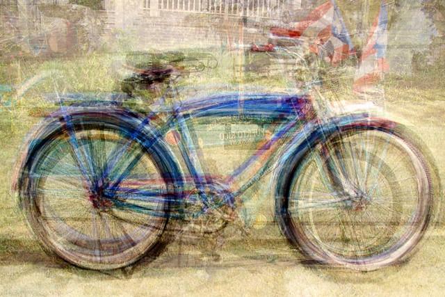 Blue Classic Bikes