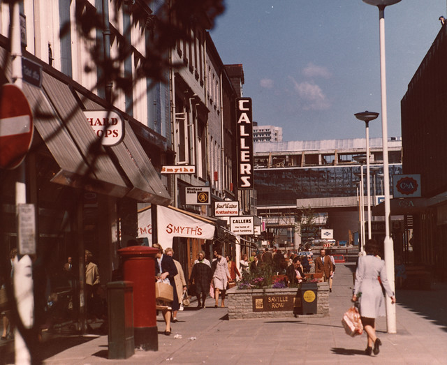 Saville Row, Newcastle