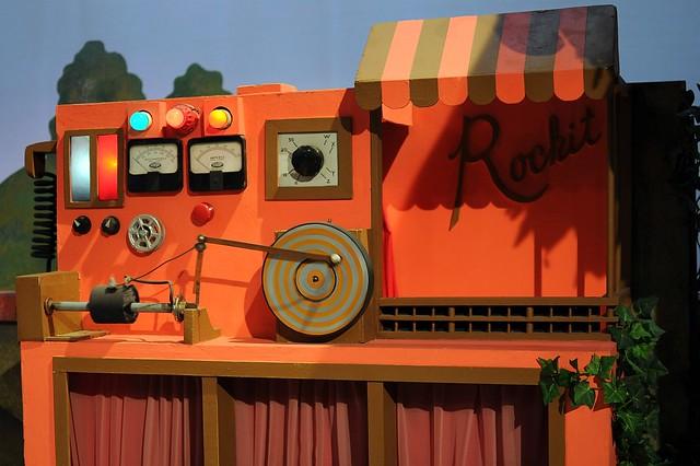 Corny's Rockit Factory