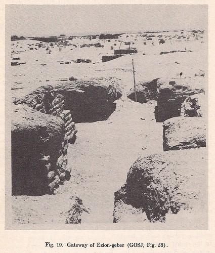 Gateway of Ezion Geber