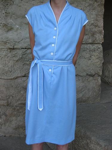 vintage dress 70s 80s