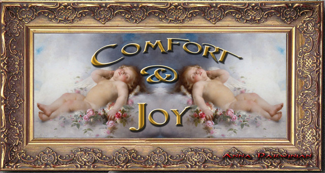 "Tidings of ""Comfort and Joy"""