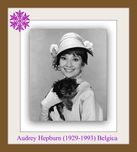 Audrey Hepburn (1929-1...