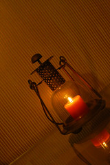 orange, lamp, yellow, light, amber, lantern, lighting,