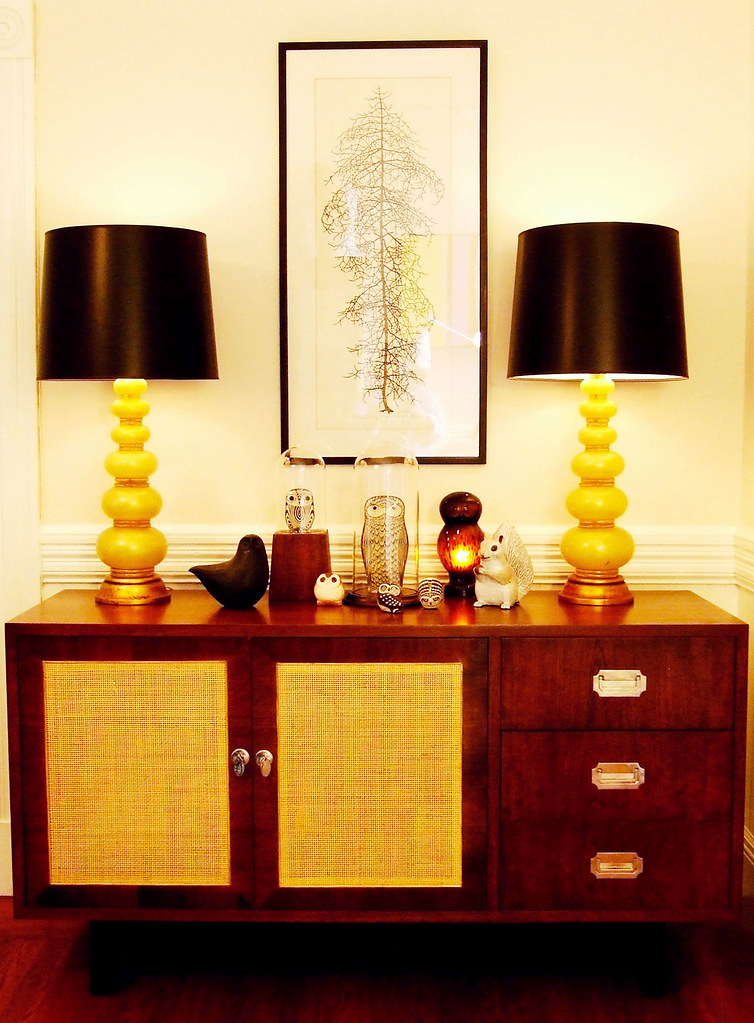 Samu0027s House Tour For Apartment Therapy   Sideboard