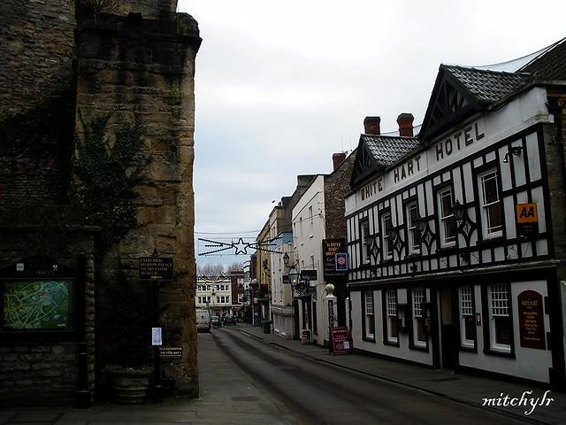 Wells Town Street