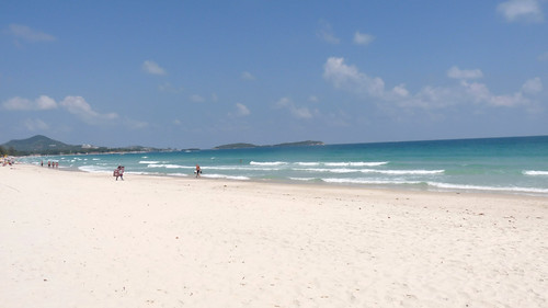 Koh Samui Chaweng Beach south コサムイ チャウエンビーチ南17