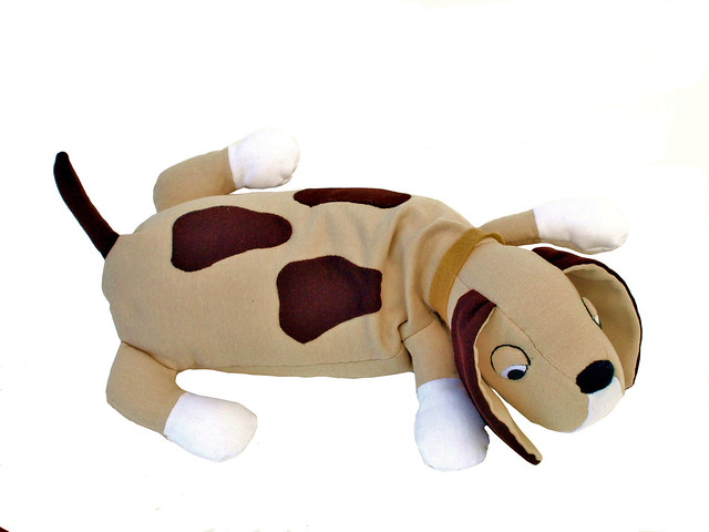 Hot pets dog heating pad stuffed animals cuddly toy for Hot dog heating pad