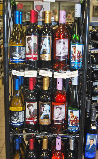 Collection of Elvis Wines