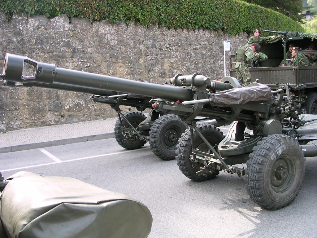 Resultado de imagen para M11 Light Gun de 105mm