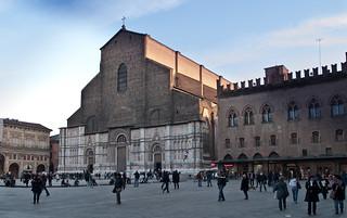 San Petronio - Piazza Maggiore - Bologna
