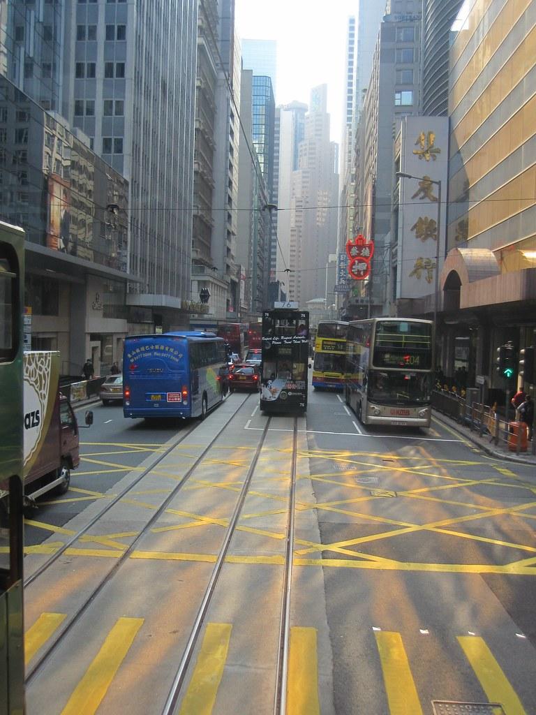 Tram Valley - Hong Kong