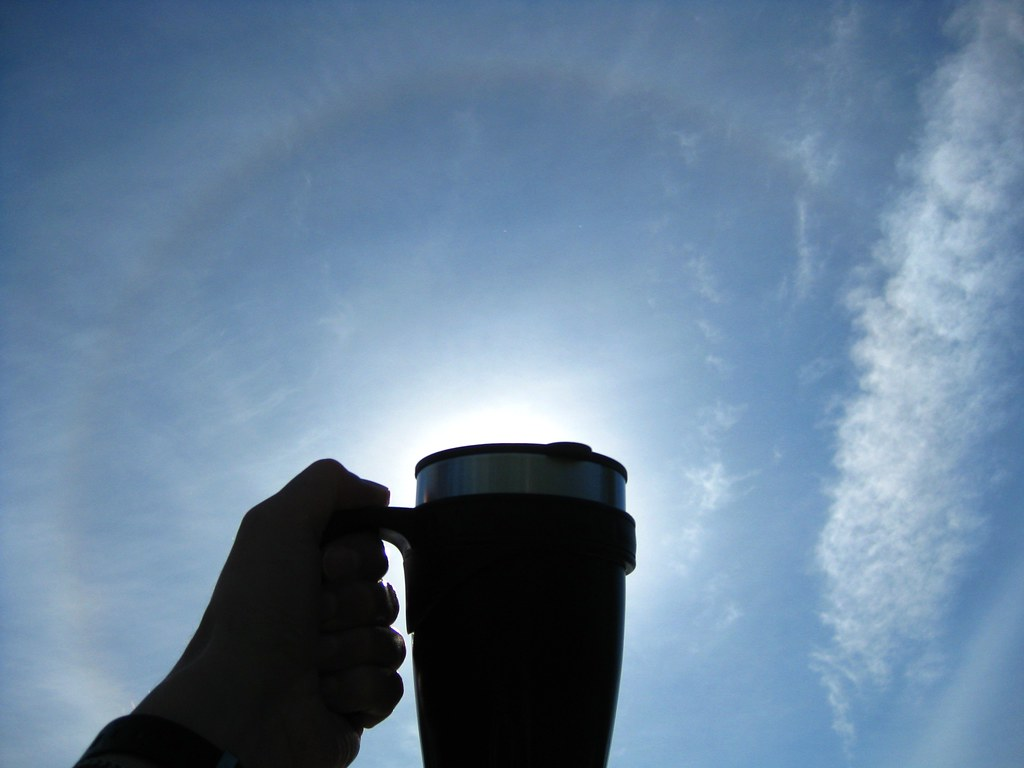 Coffee Halo