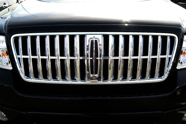 category Lincoln Mark LT Grille.
