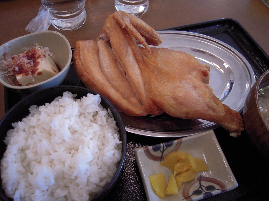 Wakadori Teishoku