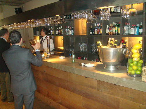 Restaurante bar tomate grupo tragaluz madrid - Barras de bares ...