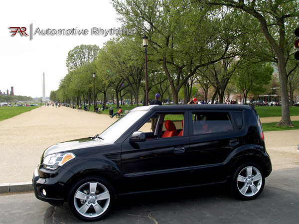 2010 Kia Soul District Tour