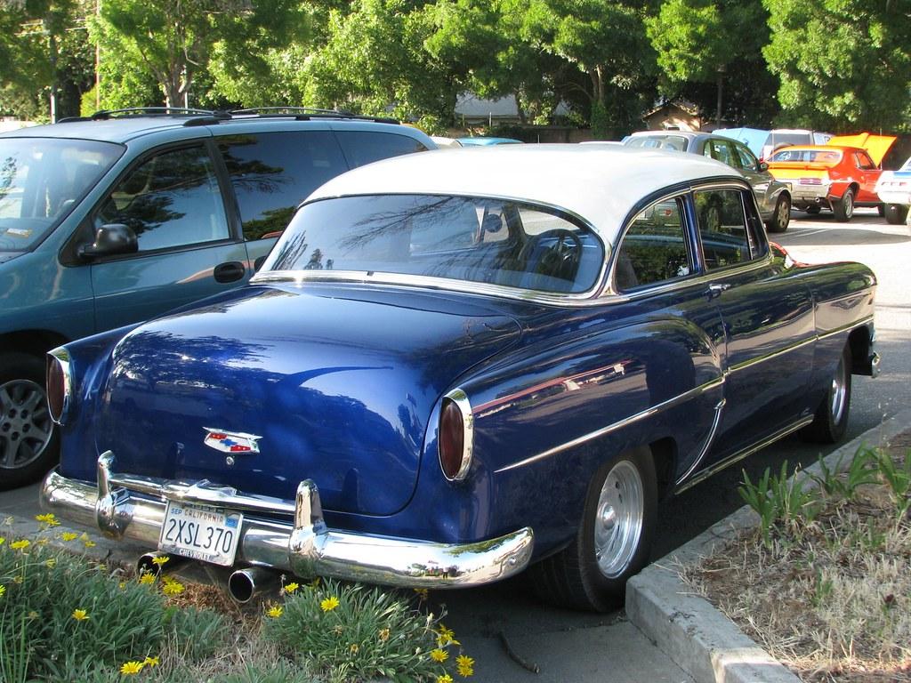 1953 chevrolet 210 2 door sedan with 54 grill custom for 1953 chevy 4 door