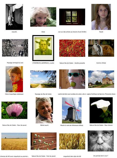 Quelques exemples de prises de vue d'Eric Delcroix - Ed Productions