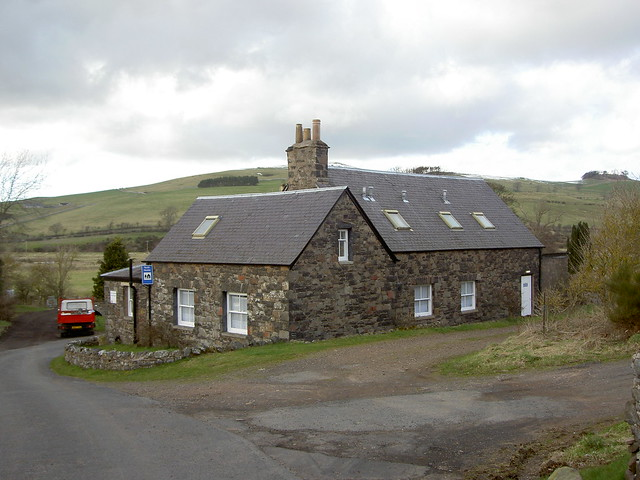 Kirk Yetholm Youth Hostel