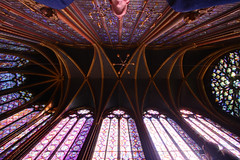 Taking in Sainte Chapelle