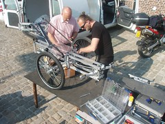 opbouw / construction N55 - Space Frame Vehicles | pit