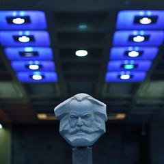 Blue Marx