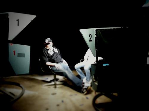 school tv production wku floormanager