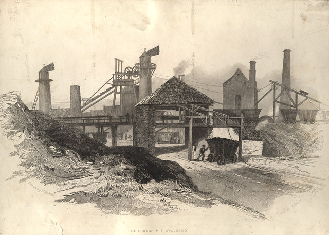 Wallsend Colliery (1778 - 1935)