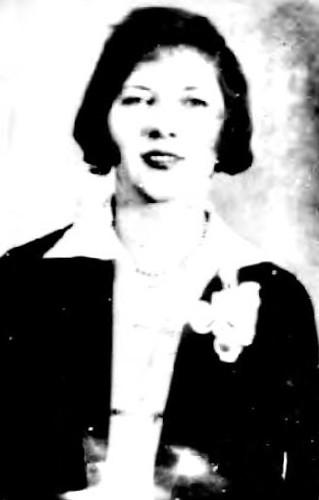 Leonora Hughes 1924
