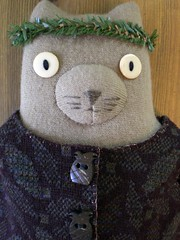Friend Kitty (Pattern by Mimi Kirchner)