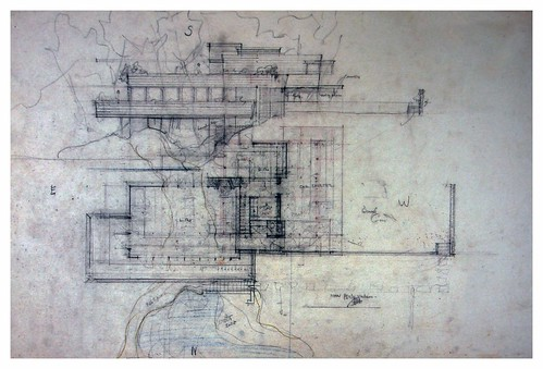 ''John C. Pew House'' - Frank Lloyd Wright (2)