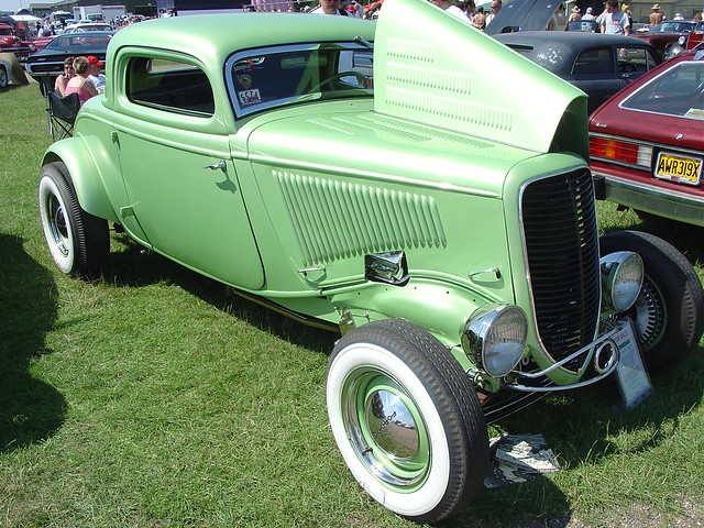 1934 american ford model 40 3 window coupe custom for 1934 ford 3 window coupe custom
