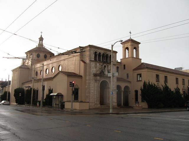 Carmelite Chapel Monastery Of Cristo Rey 3 San Franc