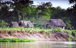 Pantanal besiedlung