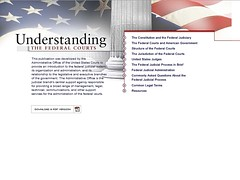 Understanding the US Courts Website (2001)