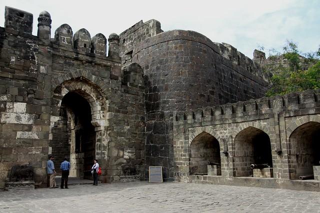 Photo Tour Of Daulatabad Fort Aurangabad Maharastra