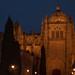 Small photo of Salamanca al caer la tarde