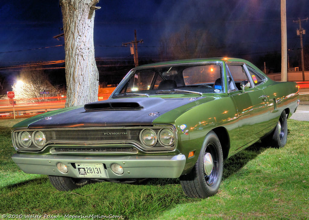 "1970 Plymouth ""Road Runner"""