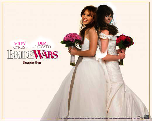 bride wars demi and miley flickr photo sharing