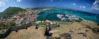 Marigot Panorama