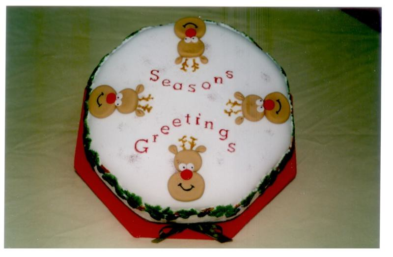 Cake Decorating Course Toowoomba : Christmas Cakes Celebration Cakes Toowoomba Wedding ...