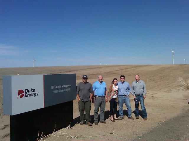 Kit Carson Wind Farm #8