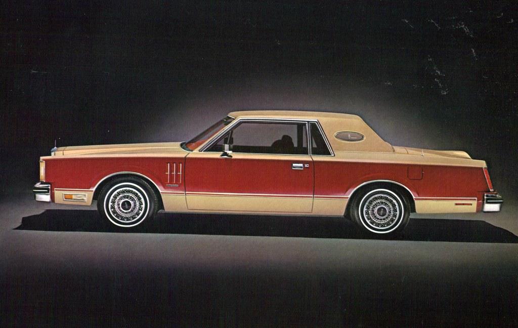 1980 lincoln continental mark vi coupe. Black Bedroom Furniture Sets. Home Design Ideas