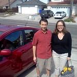 02/24 - Chris & Sue departing